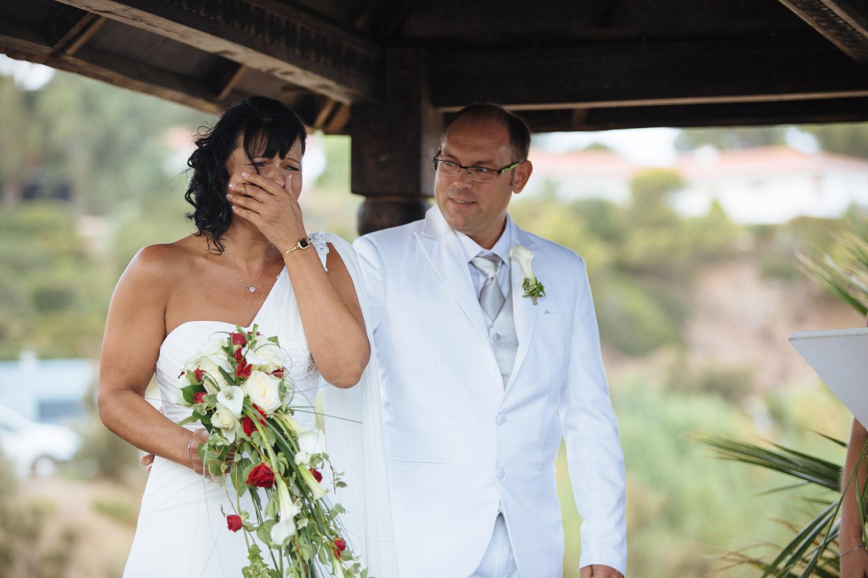 Le mariage surprise de Frederic à Martine