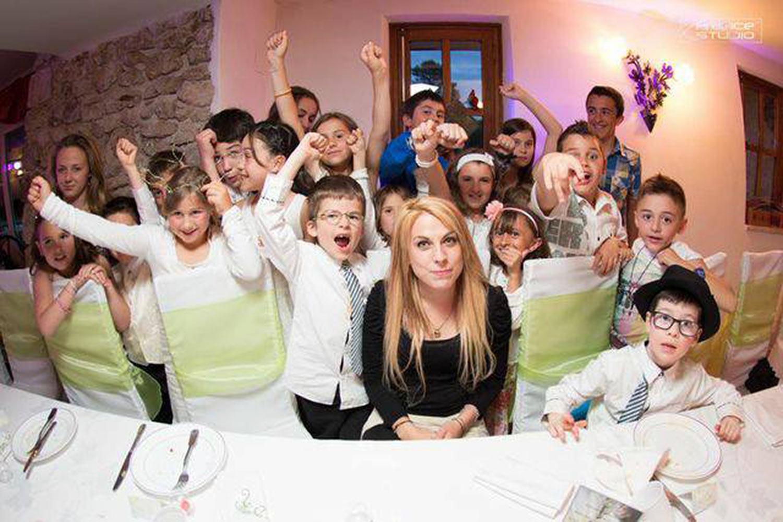 Occuper les enfants pour votre mariage