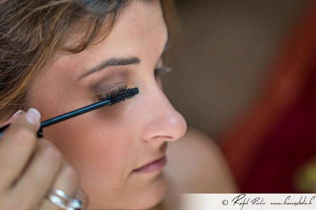 Votre maquillage de mariée