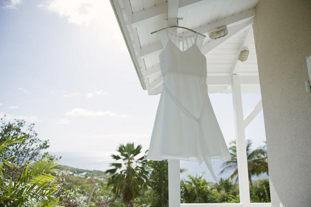 Unis en Guadeloupe : Alexandra et Olivier