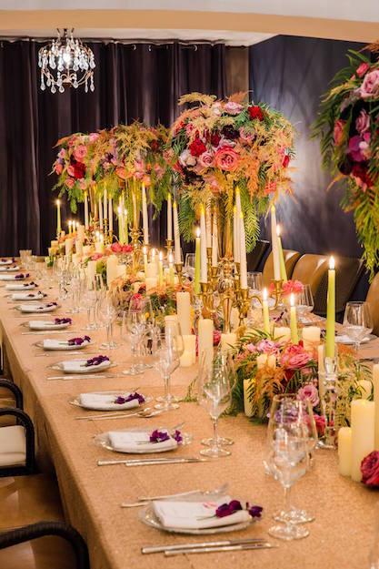Les fleurs de votre mariage
