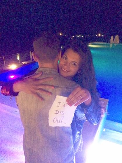 Bérengère et Nicolas : mariage en Guadeloupe
