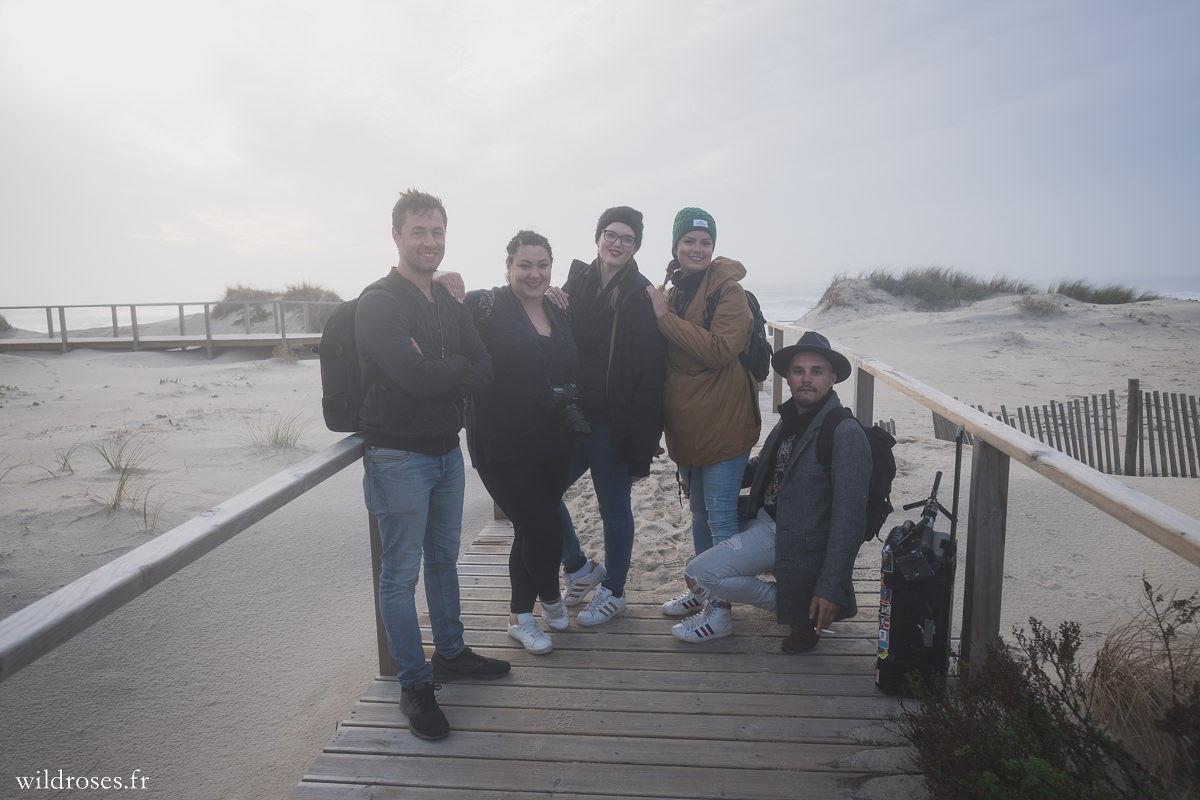 Trash the Dress collectif : l'après Portugal !